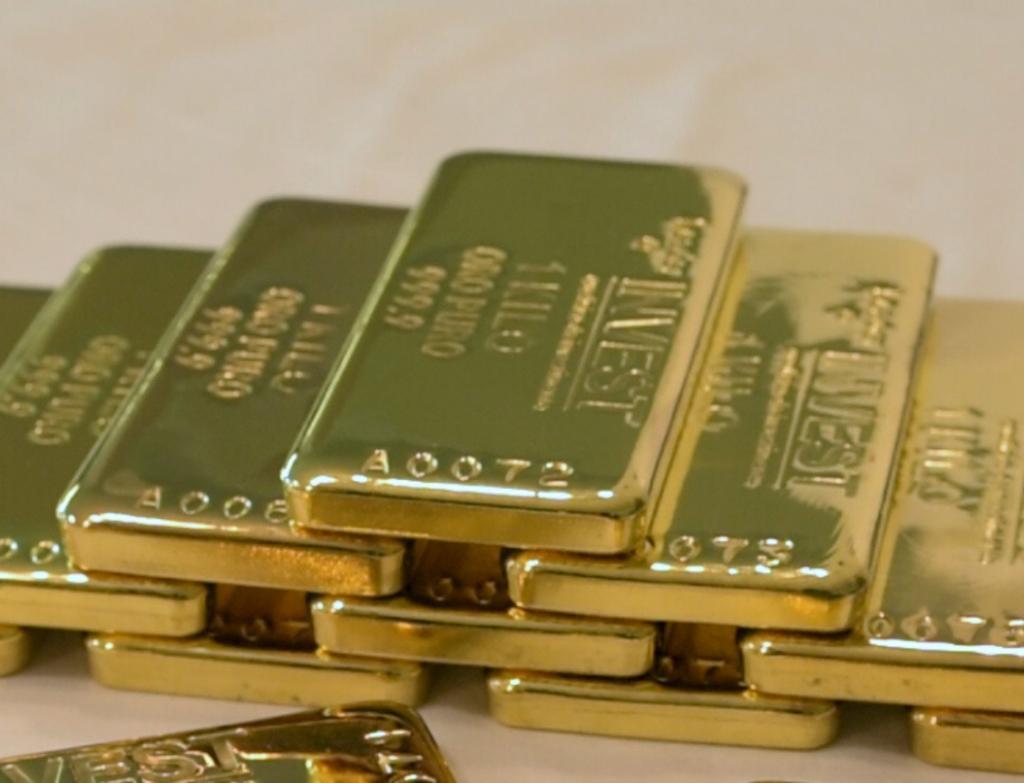 Oro fisico da investimento