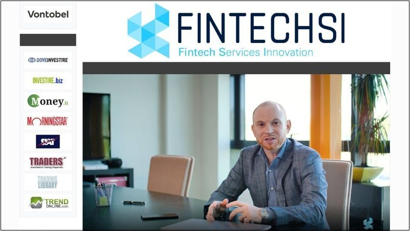 """""""Traderlink"""" Software finanziari"""