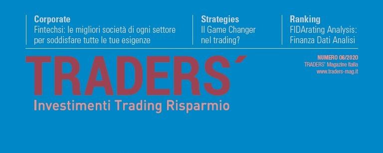 Copertina Traders' di giugno